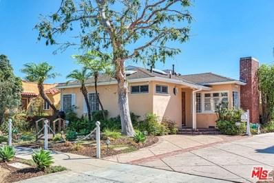 1738 S WOOSTER Street, Los Angeles, CA 90035 - MLS#: 18388546