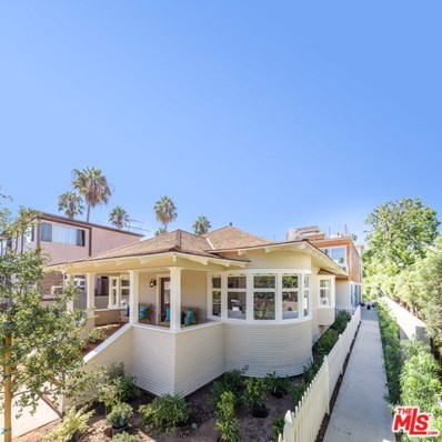 956 5TH Street UNIT A, Santa Monica, CA 90403 - MLS#: 18388554