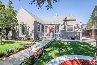 206 N LUCERNE, Los Angeles, CA 90004 - MLS#: 18389280