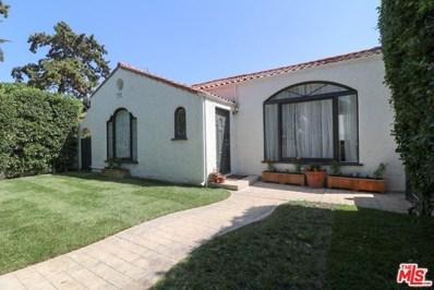 1348 S BURNSIDE Avenue, Los Angeles, CA 90019 - MLS#: 18389342