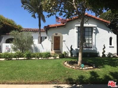 1739 S Wooster Street, Los Angeles, CA 90035 - MLS#: 18389412