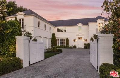 706 N HILLCREST Road, Beverly Hills, CA 90210 - MLS#: 18389458