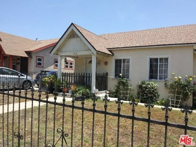1218 N PARK Avenue, Inglewood, CA 90302 - MLS#: 18389490