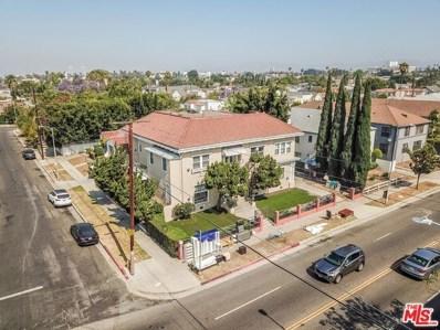 939 S Wilton Place, Los Angeles, CA 90019 - MLS#: 18389568