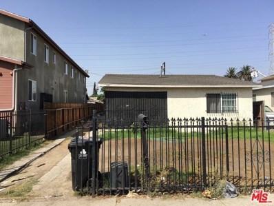 141 W 99TH Street, Los Angeles, CA 90003 - MLS#: 18389676