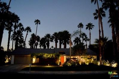3194 E CAJON Circle, Palm Springs, CA 92264 - MLS#: 18389758PS