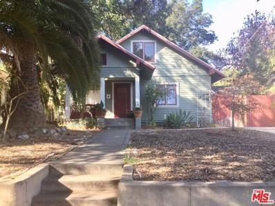 1063 E MOUNTAIN Street, Pasadena, CA 91104 - MLS#: 18390278