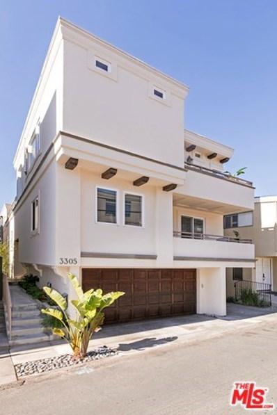 3305 VISTA Drive, Manhattan Beach, CA 90266 - MLS#: 18390320