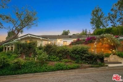 10656 LINDAMERE Drive, Los Angeles, CA 90077 - MLS#: 18390578