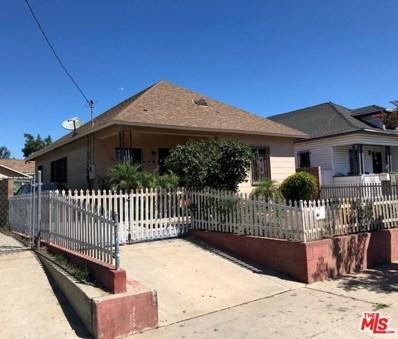 1363 E 53RD Street, Los Angeles, CA 90011 - MLS#: 18390702
