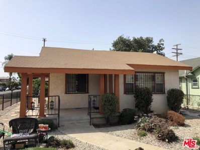 5523 S DENKER Avenue, Los Angeles, CA 90062 - MLS#: 18390920