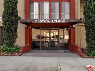 620 N KENWOOD Street UNIT 313, Glendale, CA 91206 - MLS#: 18390938