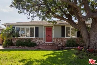 8021 AGNEW Avenue, Los Angeles, CA 90045 - MLS#: 18391042