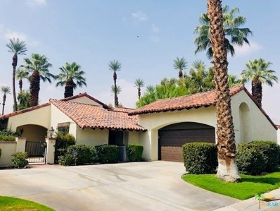 41 CALLE LISTA, Rancho Mirage, CA 92270 - MLS#: 18391076PS