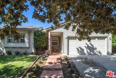 12837 MARTHA Street, Valley Village, CA 91607 - MLS#: 18391144