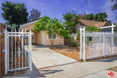 11135 EVERS Avenue, Los Angeles, CA 90059 - MLS#: 18391182