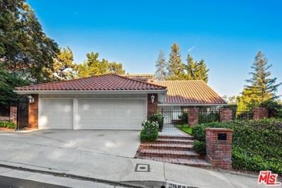 2968 NICADA Drive, Los Angeles, CA 90077 - MLS#: 18391318