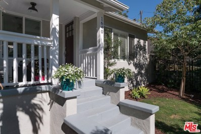 1640 N ADAMSON Street, Los Angeles, CA 90026 - MLS#: 18391322