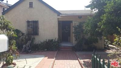 1710 E 63RD Street, Los Angeles, CA 90001 - MLS#: 18391392