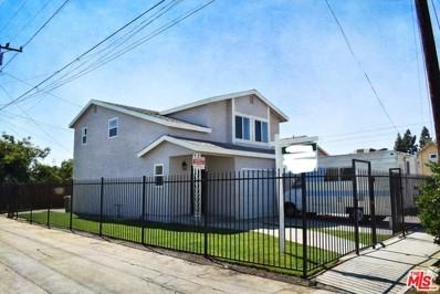 1710 E 87TH Street, Los Angeles, CA 90002 - MLS#: 18391442