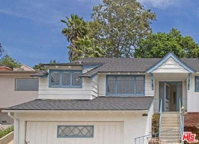 4193 Don Luis Drive, Los Angeles, CA 90008 - MLS#: 18391564