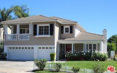 7244 GLENHAVEN Court, West Hills, CA 91307 - MLS#: 18391626