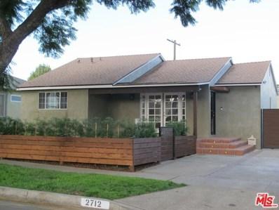 2712 COLBY Avenue, Los Angeles, CA 90064 - MLS#: 18391842