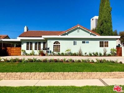 823 S SIERRA BONITA Avenue, Los Angeles, CA 90036 - MLS#: 18391870