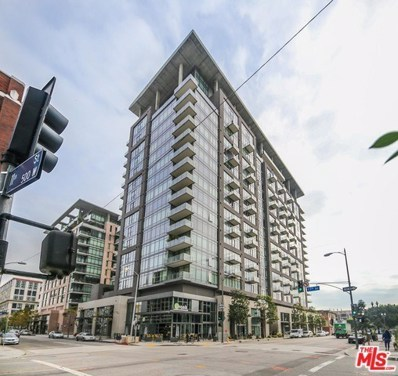 1100 S Hope Street UNIT 601, Los Angeles, CA 90015 - MLS#: 18391930