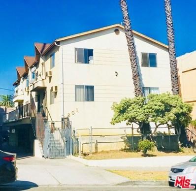 601 N Normandie Avenue, Los Angeles, CA 90004 - MLS#: 18391990