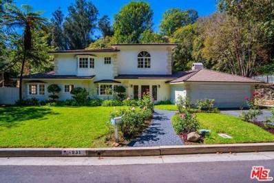 931 MORAGA Drive, Los Angeles, CA 90049 - MLS#: 18392028