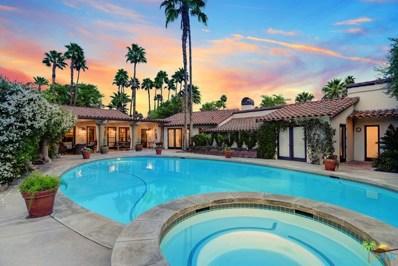 1133 CAMINO MIRASOL, Palm Springs, CA 92262 - #: 18392034PS
