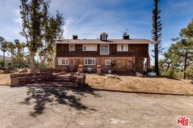 9705 La Canada Way, Shadow Hills, CA 91040 - MLS#: 18392120