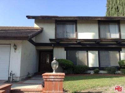 1631 Mariposa Lane, Fullerton, CA 92833 - MLS#: 18392228