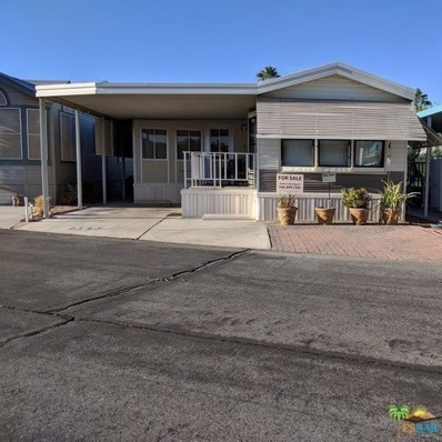69801 RAMON Road UNIT 367, Cathedral City, CA 92234 - MLS#: 18392306PS