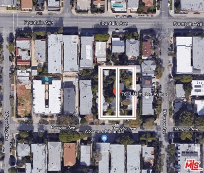 7611 HAMPTON Avenue, West Hollywood, CA 90046 - MLS#: 18392316