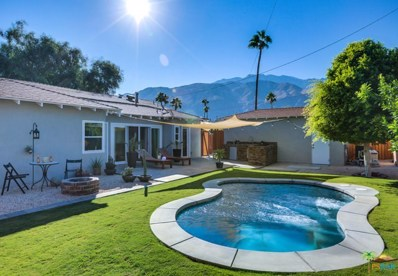 820 E CHUCKWALLA Road, Palm Springs, CA 92262 - MLS#: 18392346PS