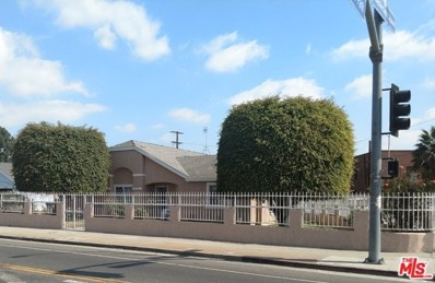 6030 S Van Ness Avenue, Los Angeles, CA 90047 - MLS#: 18392650