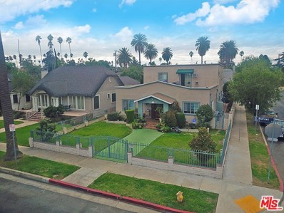 1101 S ST ANDREWS Place, Los Angeles, CA 90019 - MLS#: 18392658