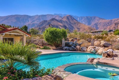 600 W VIA ESCUELA, Palm Springs, CA 92262 - #: 18392978PS