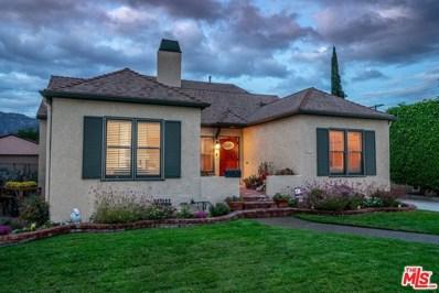 813 Patterson Avenue, Glendale, CA 91202 - MLS#: 18393206