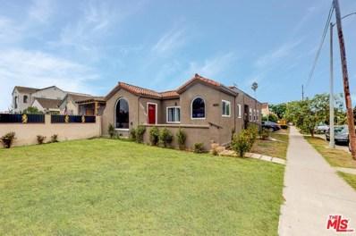 3003 S NORTON Avenue, Los Angeles, CA 90018 - MLS#: 18393280