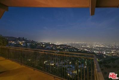 1550 BLUE JAY Way, Los Angeles, CA 90069 - MLS#: 18393396