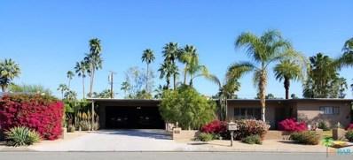 640 E OCOTILLO Avenue, Palm Springs, CA 92264 - MLS#: 18393482PS