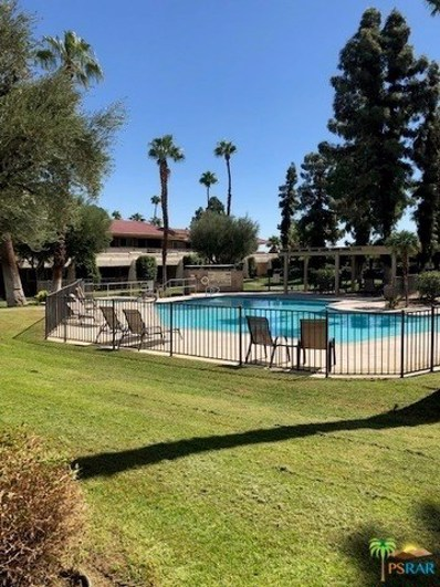 550 N VILLA Court UNIT 110, Palm Springs, CA 92262 - MLS#: 18393554PS