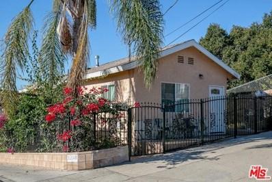 3236 Malabar Street, Los Angeles, CA 90063 - MLS#: 18393572