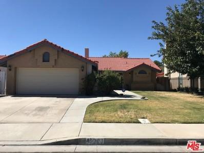 45323 ESSEX Lane, Lancaster, CA 93534 - MLS#: 18393830
