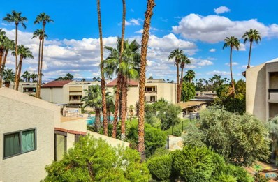1500 S CAMINO REAL UNIT 302A, Palm Springs, CA 92264 - MLS#: 18393980PS