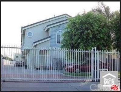 14020 ORIZABA Avenue UNIT 4A, Paramount, CA 90723 - MLS#: 18394114
