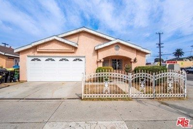 1401 W 60TH Street UNIT 2, Los Angeles, CA 90047 - MLS#: 18394622